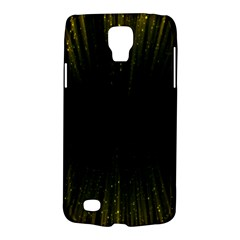Colorful Light Ray Border Animation Loop Yellow Galaxy S4 Active by Mariart