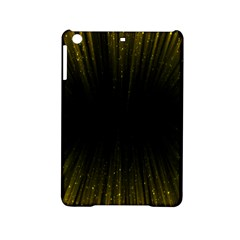 Colorful Light Ray Border Animation Loop Yellow Ipad Mini 2 Hardshell Cases by Mariart