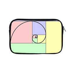 Golden Spiral Logarithmic Color Apple Macbook Pro 13  Zipper Case by Mariart