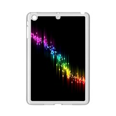 Illustration Light Space Rainbow Ipad Mini 2 Enamel Coated Cases by Mariart