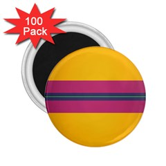 Layer Retro Colorful Transition Pack Alpha Channel Motion Line 2 25  Magnets (100 Pack)