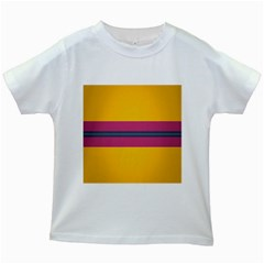 Layer Retro Colorful Transition Pack Alpha Channel Motion Line Kids White T Shirts