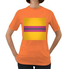 Layer Retro Colorful Transition Pack Alpha Channel Motion Line Women s Dark T Shirt by Mariart