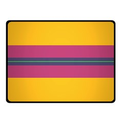 Layer Retro Colorful Transition Pack Alpha Channel Motion Line Fleece Blanket (small) by Mariart