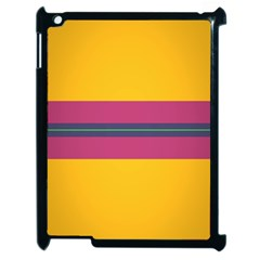 Layer Retro Colorful Transition Pack Alpha Channel Motion Line Apple Ipad 2 Case (black) by Mariart