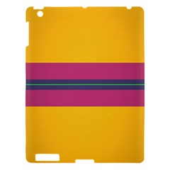 Layer Retro Colorful Transition Pack Alpha Channel Motion Line Apple Ipad 3/4 Hardshell Case by Mariart