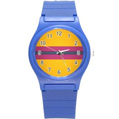 Layer Retro Colorful Transition Pack Alpha Channel Motion Line Round Plastic Sport Watch (s) by Mariart