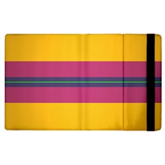 Layer Retro Colorful Transition Pack Alpha Channel Motion Line Apple Ipad 3/4 Flip Case by Mariart