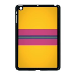 Layer Retro Colorful Transition Pack Alpha Channel Motion Line Apple Ipad Mini Case (black) by Mariart