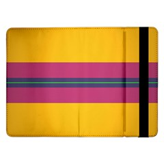 Layer Retro Colorful Transition Pack Alpha Channel Motion Line Samsung Galaxy Tab Pro 12 2  Flip Case by Mariart