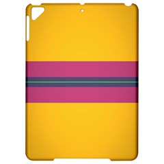 Layer Retro Colorful Transition Pack Alpha Channel Motion Line Apple Ipad Pro 9 7   Hardshell Case by Mariart