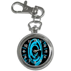 Graphics Abstract Motion Background Eybis Foxe Key Chain Watches
