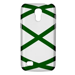 Lissajous Small Green Line Galaxy S4 Mini by Mariart