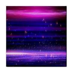 Massive Flare Lines Horizon Glow Particles Animation Background Space Tile Coasters by Mariart