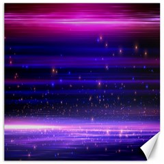 Massive Flare Lines Horizon Glow Particles Animation Background Space Canvas 16  X 16