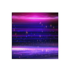 Massive Flare Lines Horizon Glow Particles Animation Background Space Satin Bandana Scarf by Mariart