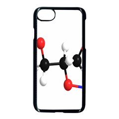 Nitroglycerin Lines Dna Apple Iphone 7 Seamless Case (black) by Mariart