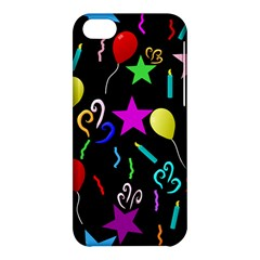 Party Pattern Star Balloon Candle Happy Apple Iphone 5c Hardshell Case by Mariart