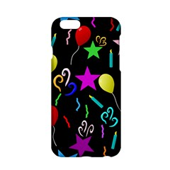 Party Pattern Star Balloon Candle Happy Apple Iphone 6/6s Hardshell Case by Mariart