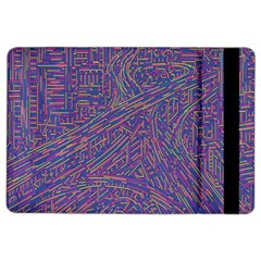 Infiniti Line Building Street Line Illustration Ipad Air 2 Flip by Mariart