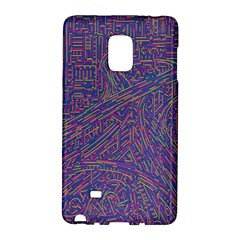 Infiniti Line Building Street Line Illustration Galaxy Note Edge by Mariart