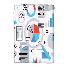Science Mathematics Formula Apple Ipad Mini Hardshell Case (compatible With Smart Cover) by Mariart