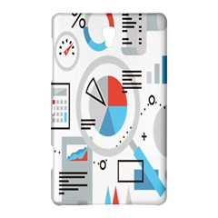 Science Mathematics Formula Samsung Galaxy Tab S (8 4 ) Hardshell Case  by Mariart