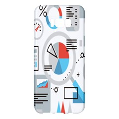 Science Mathematics Formula Samsung Galaxy S8 Plus Hardshell Case  by Mariart