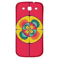 Color Scope Samsung Galaxy S3 S Iii Classic Hardshell Back Case by linceazul