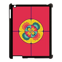 Color Scope Apple Ipad 3/4 Case (black) by linceazul