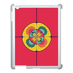 Color Scope Apple Ipad 3/4 Case (white) by linceazul