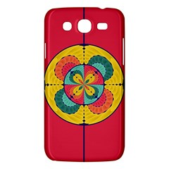 Color Scope Samsung Galaxy Mega 5 8 I9152 Hardshell Case  by linceazul