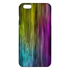 Rainbow Bubble Curtains Motion Background Space Iphone 6 Plus/6s Plus Tpu Case by Mariart