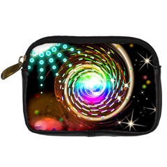Space Star Planet Light Galaxy Moon Digital Camera Cases