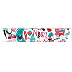 London Illustration City Flano Scarf (large) by Mariart