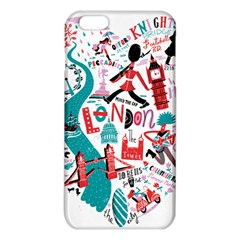 London Illustration City Iphone 6 Plus/6s Plus Tpu Case by Mariart