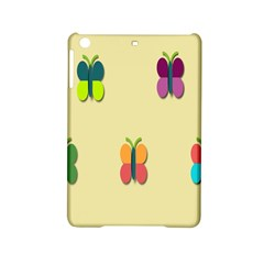 Spring Butterfly Wallpapers Beauty Cute Funny Ipad Mini 2 Hardshell Cases by Mariart