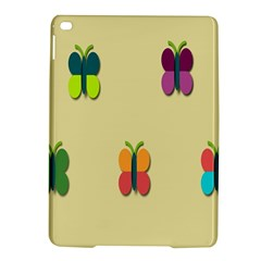 Spring Butterfly Wallpapers Beauty Cute Funny Ipad Air 2 Hardshell Cases by Mariart