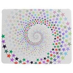 Prismatic Stars Whirlpool Circlr Rainbow Jigsaw Puzzle Photo Stand (rectangular) by Mariart