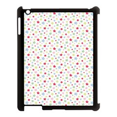 Star Rainboe Beauty Space Apple Ipad 3/4 Case (black) by Mariart