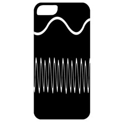 Style Line Amount Wave Chevron Apple Iphone 5 Classic Hardshell Case by Mariart