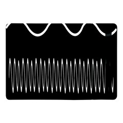 Style Line Amount Wave Chevron Apple Ipad Pro 10 5   Flip Case by Mariart