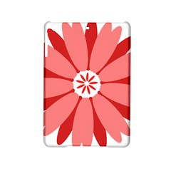 Sunflower Flower Floral Red Ipad Mini 2 Hardshell Cases by Mariart