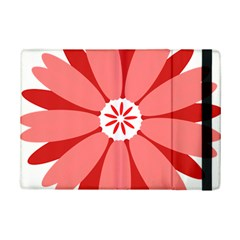 Sunflower Flower Floral Red Ipad Mini 2 Flip Cases by Mariart
