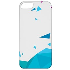 Triangle Chevron Colorfull Apple Iphone 5 Classic Hardshell Case by Mariart