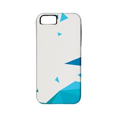 Triangle Chevron Colorfull Apple Iphone 5 Classic Hardshell Case (pc+silicone) by Mariart