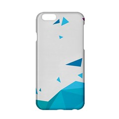 Triangle Chevron Colorfull Apple Iphone 6/6s Hardshell Case by Mariart