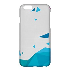 Triangle Chevron Colorfull Apple Iphone 6 Plus/6s Plus Hardshell Case by Mariart