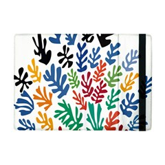 The Wreath Matisse Beauty Rainbow Color Sea Beach Apple Ipad Mini Flip Case by Mariart