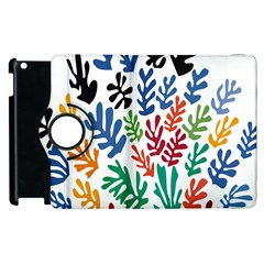 The Wreath Matisse Beauty Rainbow Color Sea Beach Apple Ipad 3/4 Flip 360 Case by Mariart
